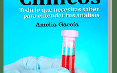 Lanzamiento del «GuíaBurros: Análisis Clínicos», de Amelia García
